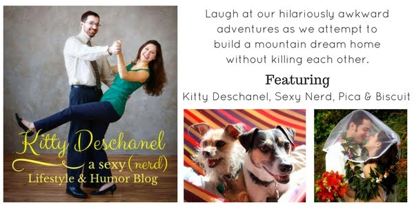 Kitty Deschanel: A Sexy (Nerd) Lifestyle & Humor Blog