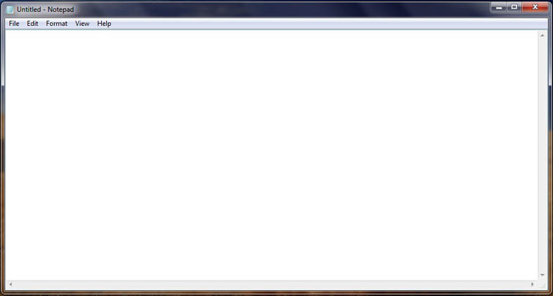 how to make virus in notepad harmful