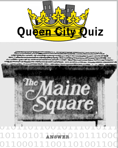 Queen_City_Quiz,The_Maine_Square,Mall,Hogan_Road,sign,shops
