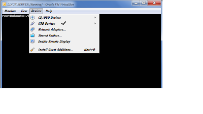 Cara Mengopy  file ke Flasdisk dari Virtual Box