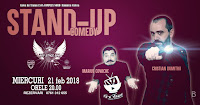 Stand-Up Comedy Valcea 21 Februarie