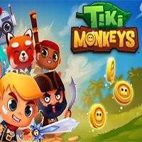 Tiki Monkeys