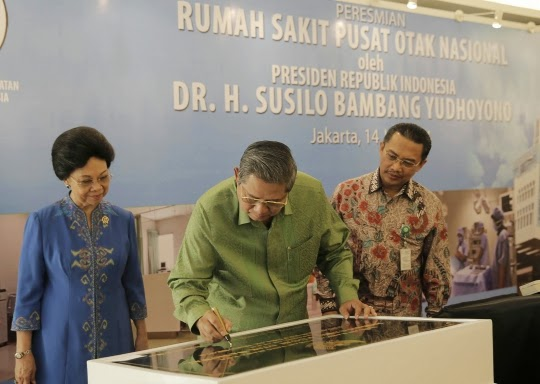 National Brain Center Hospital Jakarta Is Officially Launched