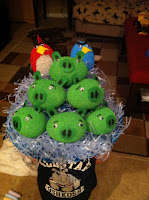 Photo of Angry Bird Easter Bonnet