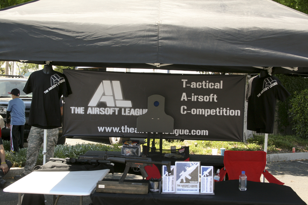 Pyramyd Airsoft Blog: Photos from Saturday's ACA Expo at Insight ...