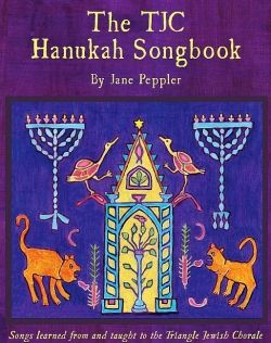 Triangle Jewish Chorale Hanukkah Songbook