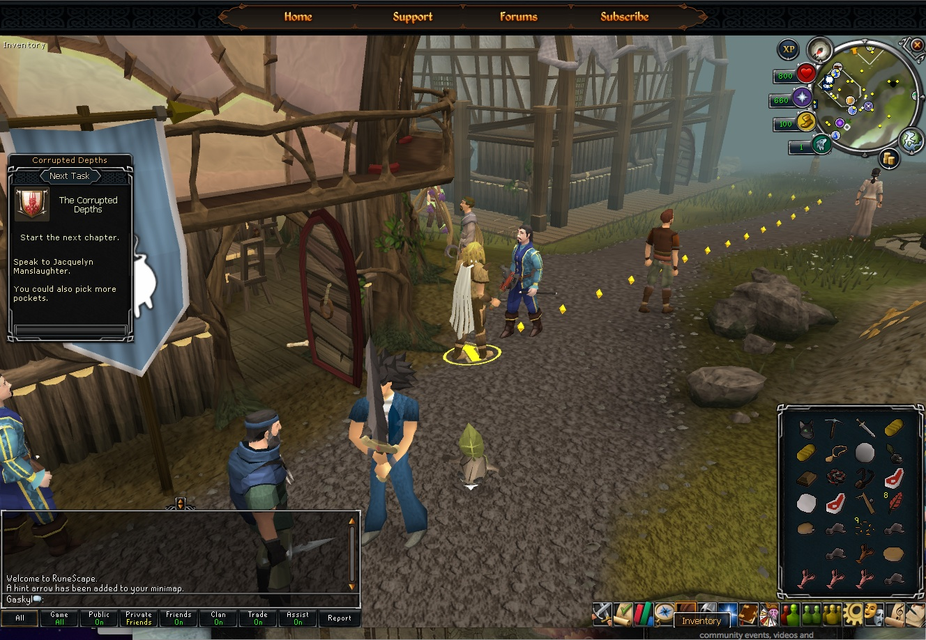 aug12runescape2 The Jagex Account Guardian
