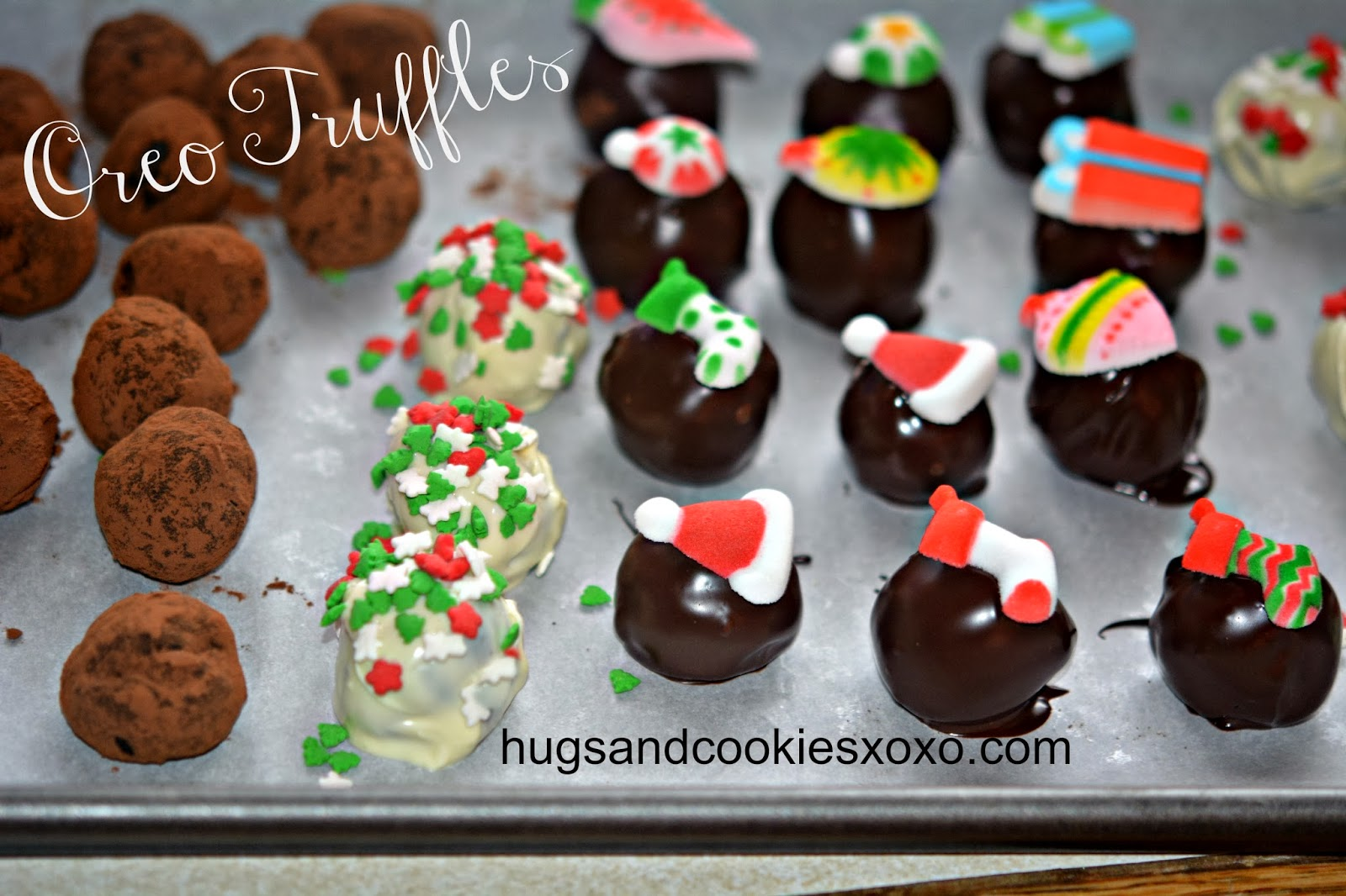 OREO TRUFFLES AND MY LOVE FOR DOVE CHOCOLATE DISCOVERIES! - Hugs ...