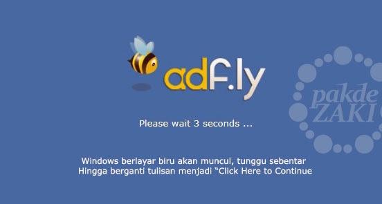 Cara Download file dari Adfly