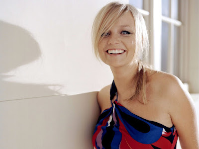 Emma Bunton Beautiful Smilling Photos