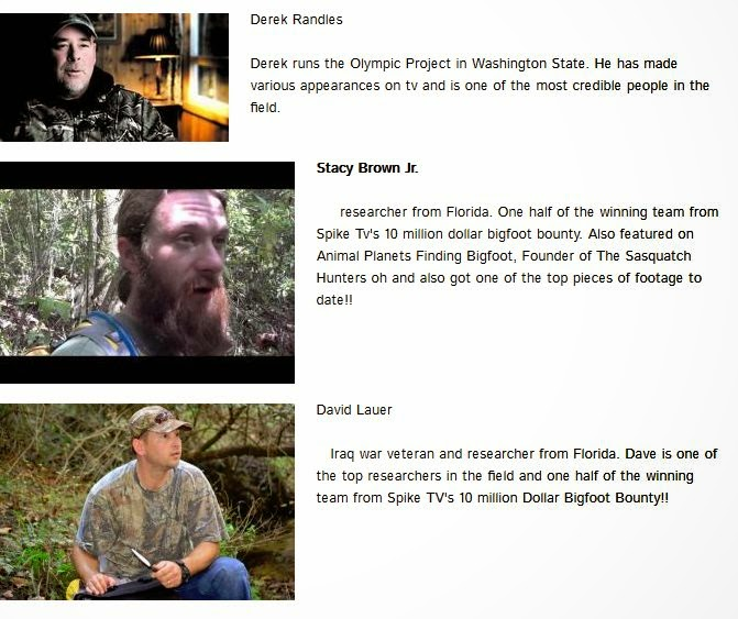 2015 Skunk Ape Conference Speakers