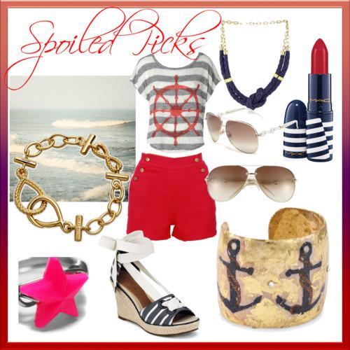 Spoiled Summer Fashion Picks