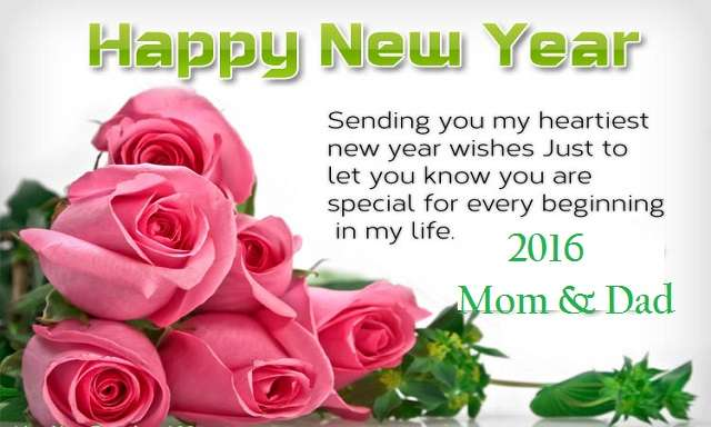 Collection of Happy New Year Pictures for Greeting Cards & Whatsapp DP