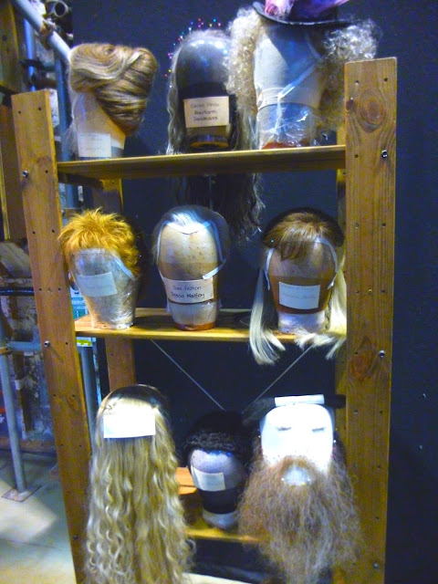 harry potter wigs