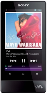 F800 Series Walkman Player Announced by Sony and it Will Run Android 4.0 ICS