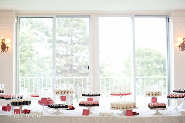 Minneapolis Bakery Wedding Dessert Table