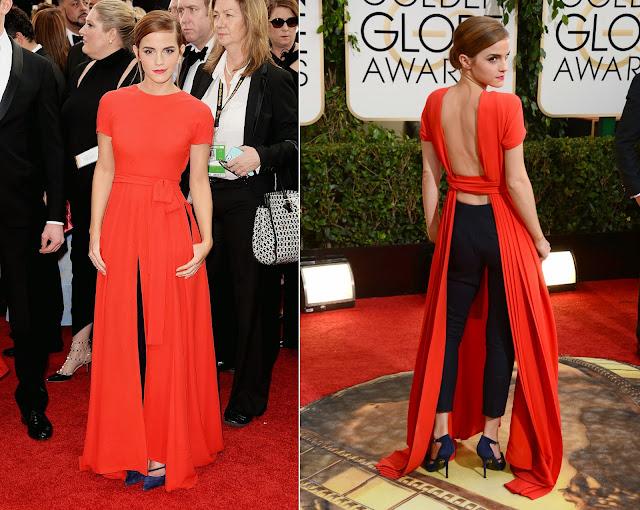 Emma Watson//Christian Dior