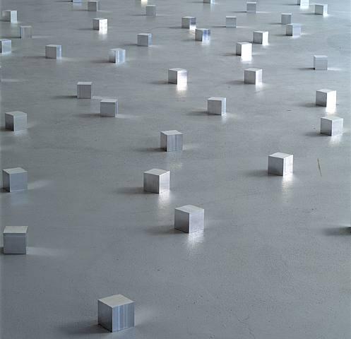 Pop art minimalismo artistas y sus obras for Minimal art obras y autores