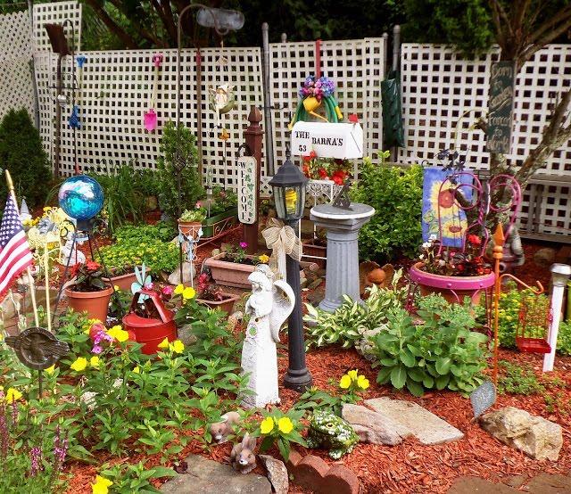 Cottage Garden, Part 2, 2016