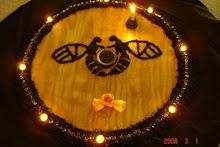 Sacred Bee Altar