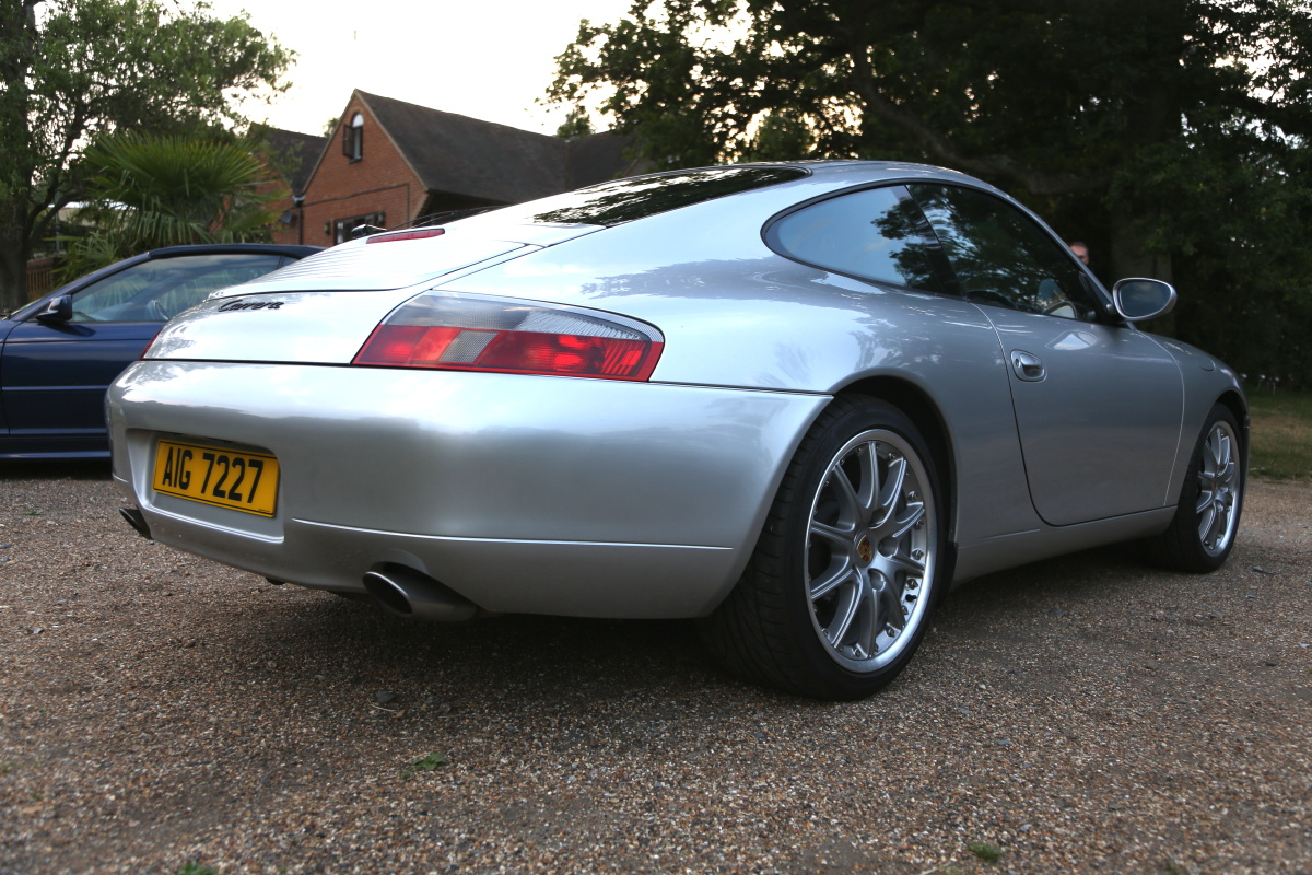 Porsche 996 Running Costs for January 2014