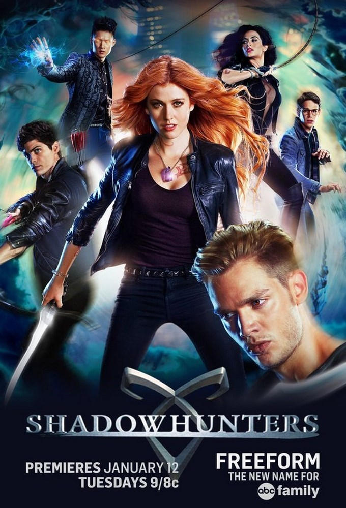 Shadowhunters (2016): Season 1