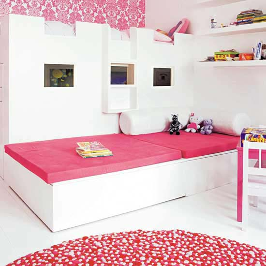 House designs awesome decorating ideas for the pink room for Pink teenage bedroom designs