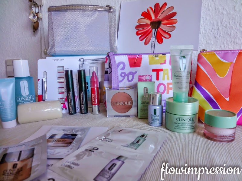 Clinique Haul 2015
