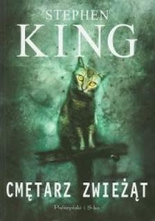 """Stephen King – """"Cmętarz zwieżąt"""""""