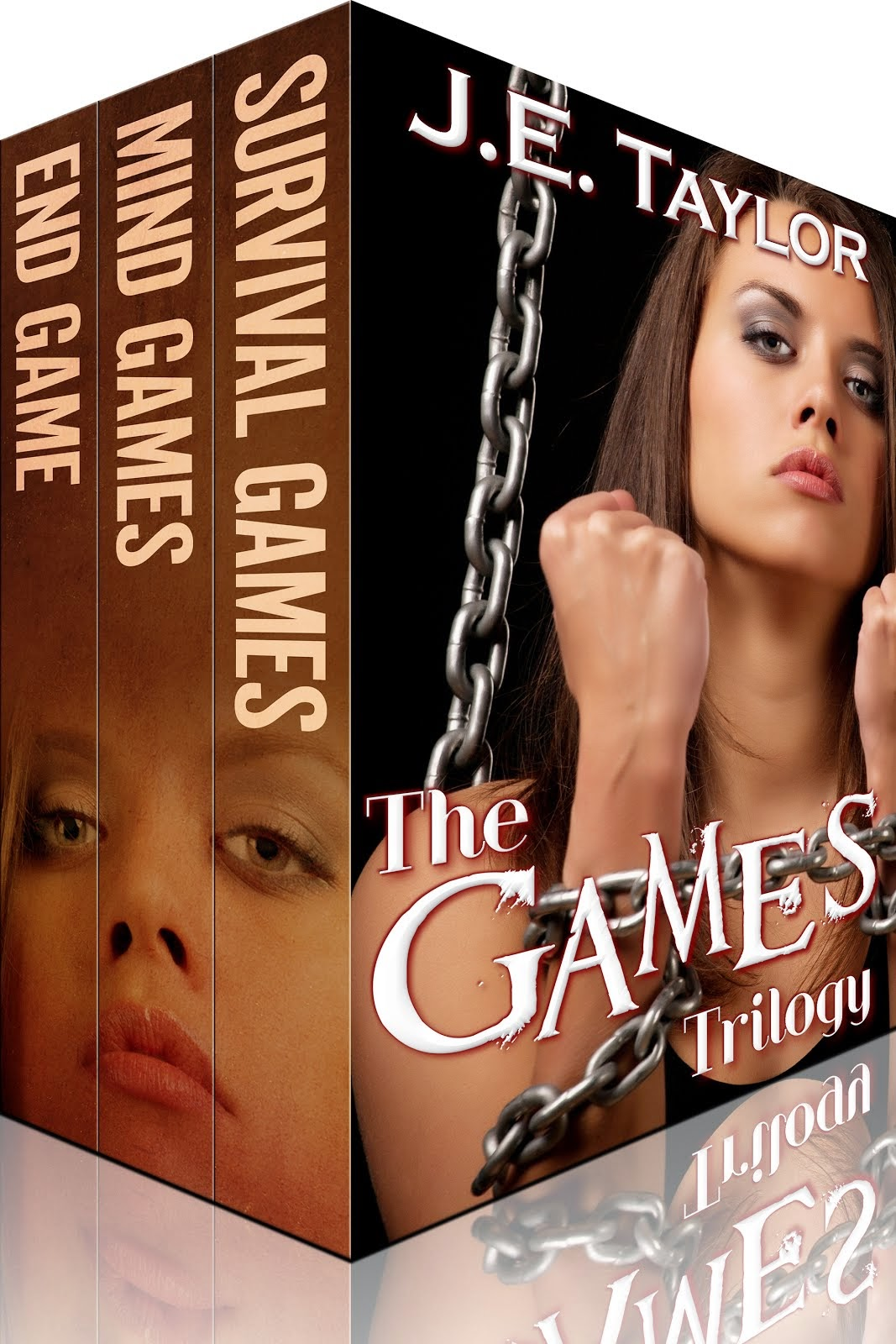 The Games Trilogy Boxed Set