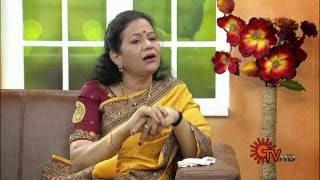 Virundhinar Pakkam – Sun TV Show 10-04-2014 V jamuna | Siddha Doctor