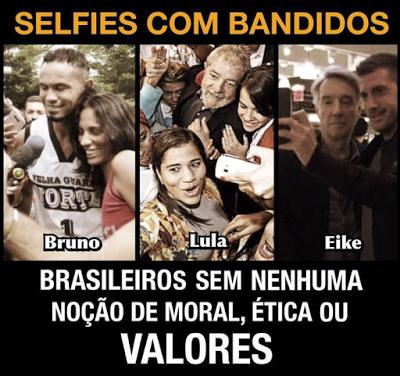 BRASILEIRO TEM CARÁTER?!?!?!