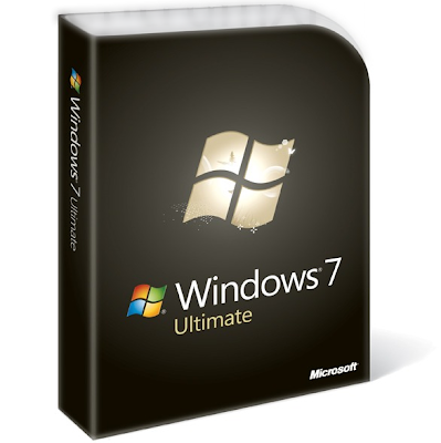 Genuine Windows 7 Ultimate (SP1 Included) ISO