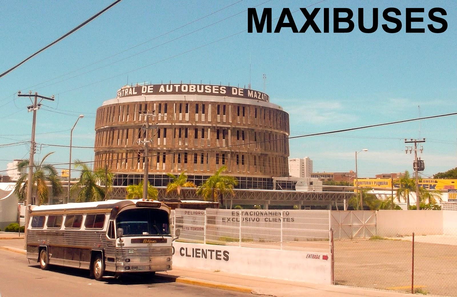 Maxibuses  Autobuses De Escuinapa