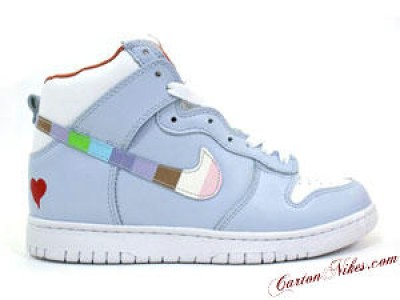 new concept 2326a c2eeb ... close attention the Heartbreak Nike Dunks shoes, the simple color on  the shoes and 2 heartbreak on both 2 side shoes, this pair Heartbreak Nike  Dunks ...
