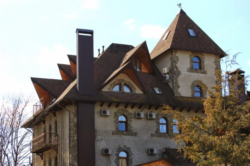 Горячий ключ, Краснодар, Россия, Старый замок