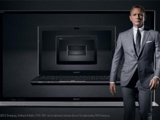 Bond, Sony ile İstihbarat Topluyor!