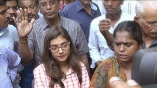 Nazriya @ Commissioner Office