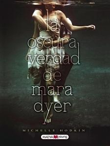 La oscura verdad de Mara Dyer - Portada