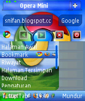 Opera Mini Google Chrome Co-Exist V6.10.25381 S60V2