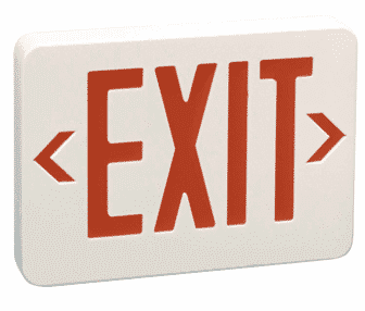 Exit-Sign-Emergency-lights