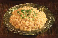 Weight Loss Recipes : Garlic and Corn Risotto
