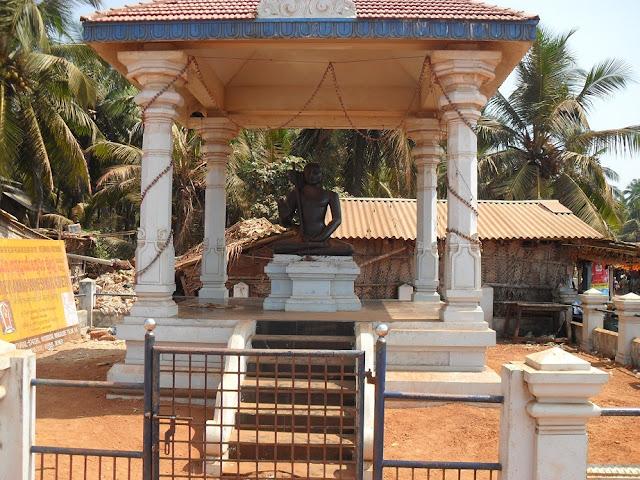Статуя Шивы в Гокарне