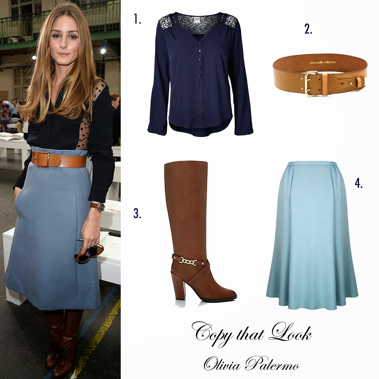 A Touch of Tartan: Copy that Look: Olivia Palermo