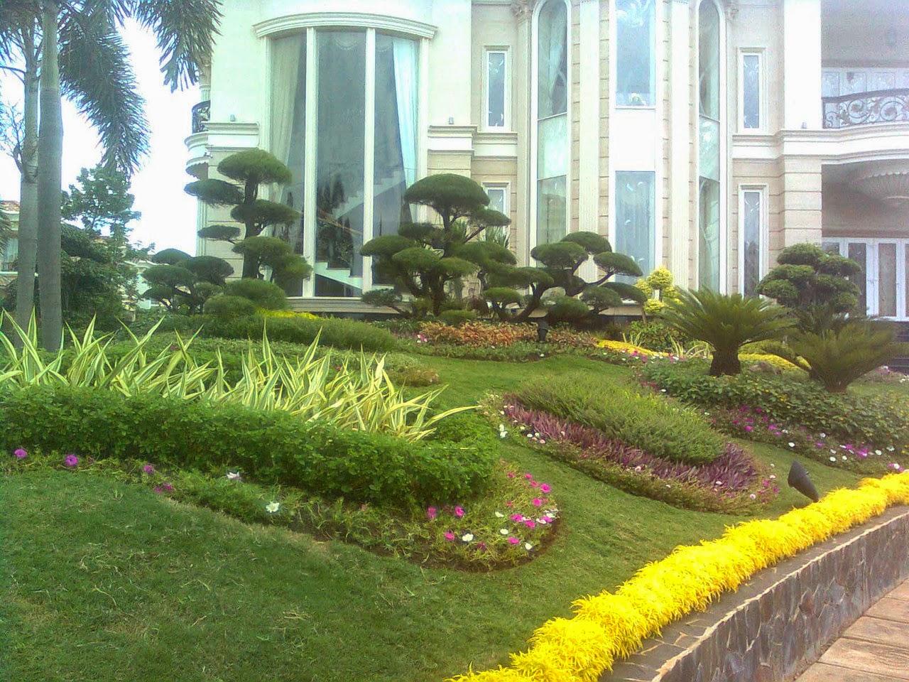 jasa pembuatan taman | taman minimalis | specialis landscape
