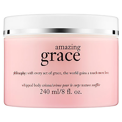 Philosophy, Philosophy Amazing Grace, Philosophy Amazing Grace Whipped Body Cream, Philosophy moisturizer, Philosophy lotion, Philosophy body cream, body cream, lotion, body lotion, moisturizer