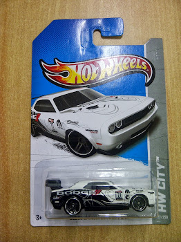 THUNT DODGE CHALLENGER DRIFT CAR (2013)