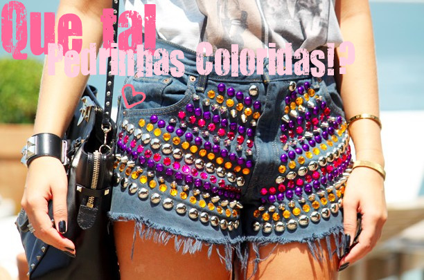Short Jeans Customizado