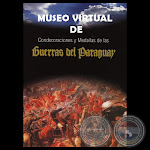 MUSEO VIRTUAL DE CONDECORACIONES Y MEDALLAS DE LAS GUERRAS DEL PARAGUAY