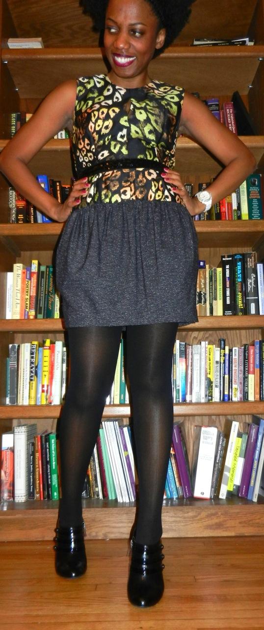 Short, Short Skirt